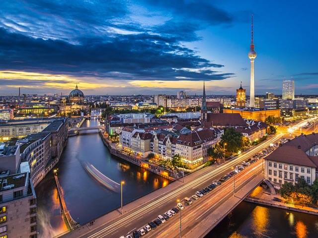 Berlin biletinizi eDreams ile rezerve EDin