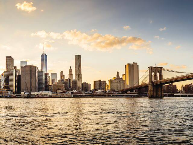 New York City biletinizi eDreams ile rezerve EDin